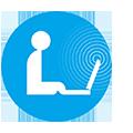 Wi-Fi library symbol