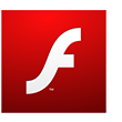 Adobe Flash logo