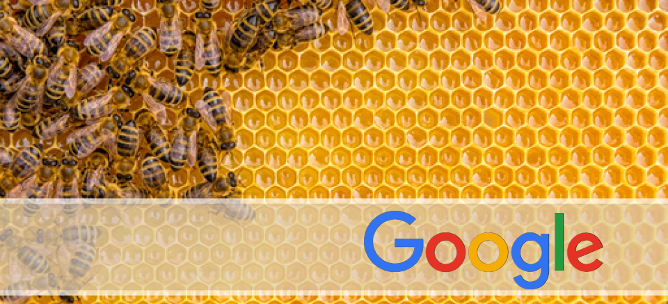 Google is a hive of busy bees