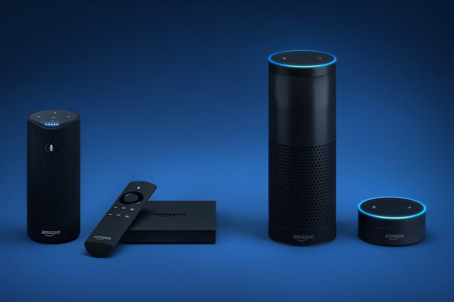 Amazon Alexa family of devices